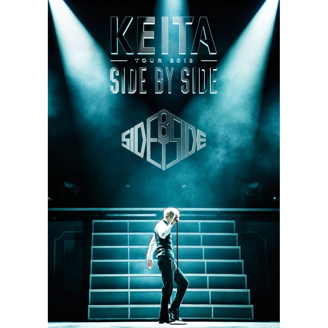 [DVDISO] KEITA – SIDE BY SIDE TOUR 2013