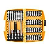 45PCS Screwdriver Bit Set,Security Dril Bit Extension,Electronic Device Repair Home Tools Bit (Tamaño: 45PCS)