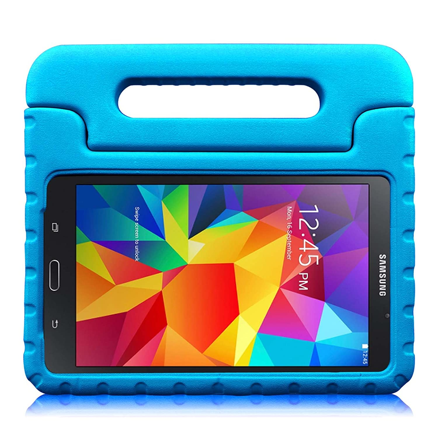 Kids friendly back case cover shock proof samsung galaxy for Samsung galaxy 4 tablet