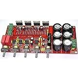 Finished TDA7294 2.1 Amplifier Board 2 x 80W + 160W Subwoofer AMP