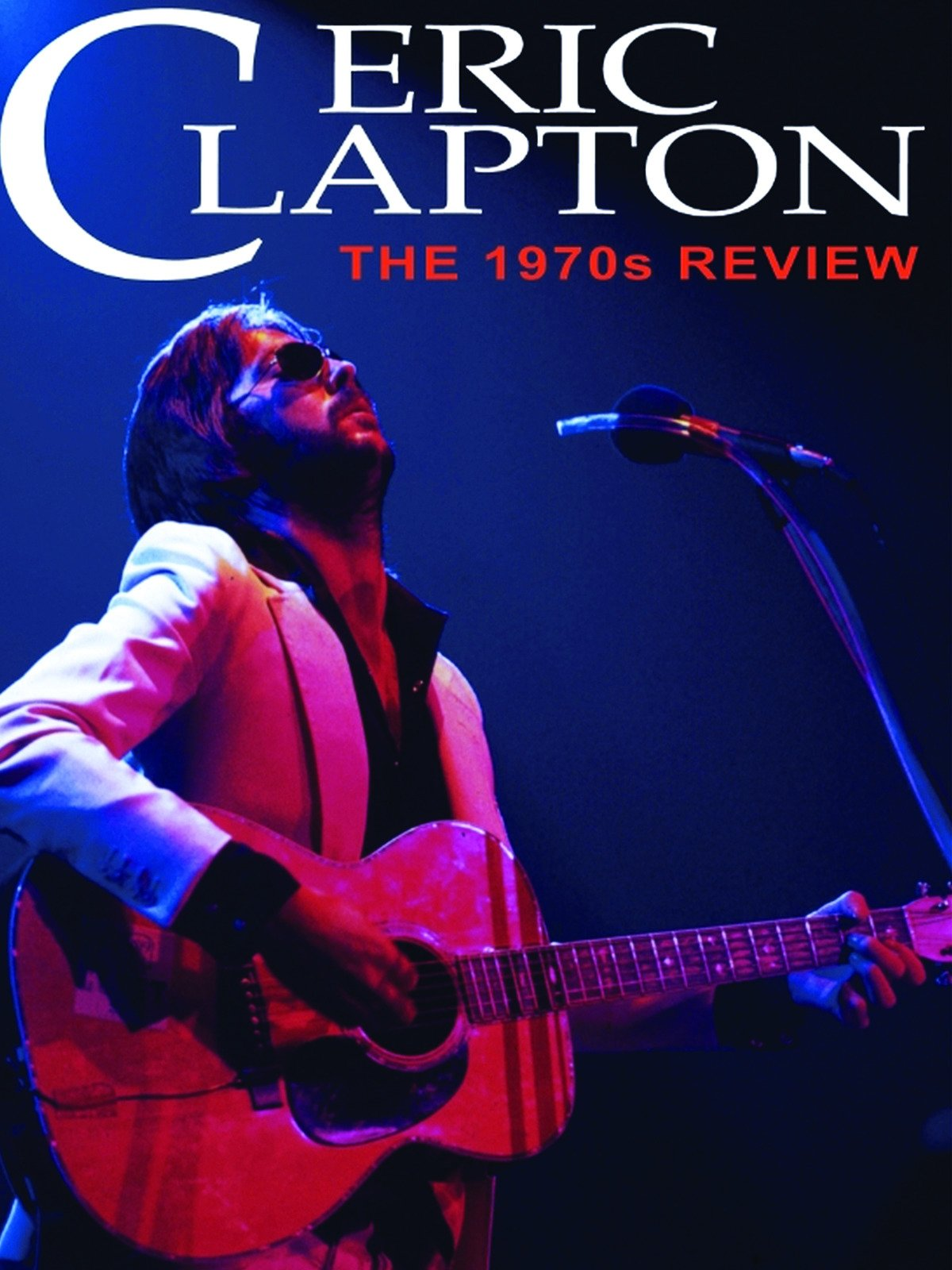 Eric Clapton on Amazon Prime Video UK