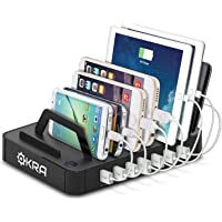Okra 7-Port Universal USB Charging Station