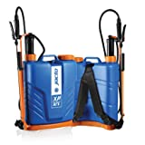 Jacto XP12 Backpack Sprayer, Blue (Color: Blue)