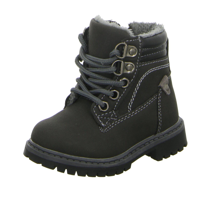 Sneakers 6206-18 Jungen Schnürstiefelette Warmfutter günstig