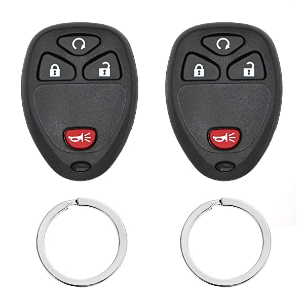 Keyless Entry Remote for 2007 2008 2009 2010 Saturn Outlook Car Key Fob Control