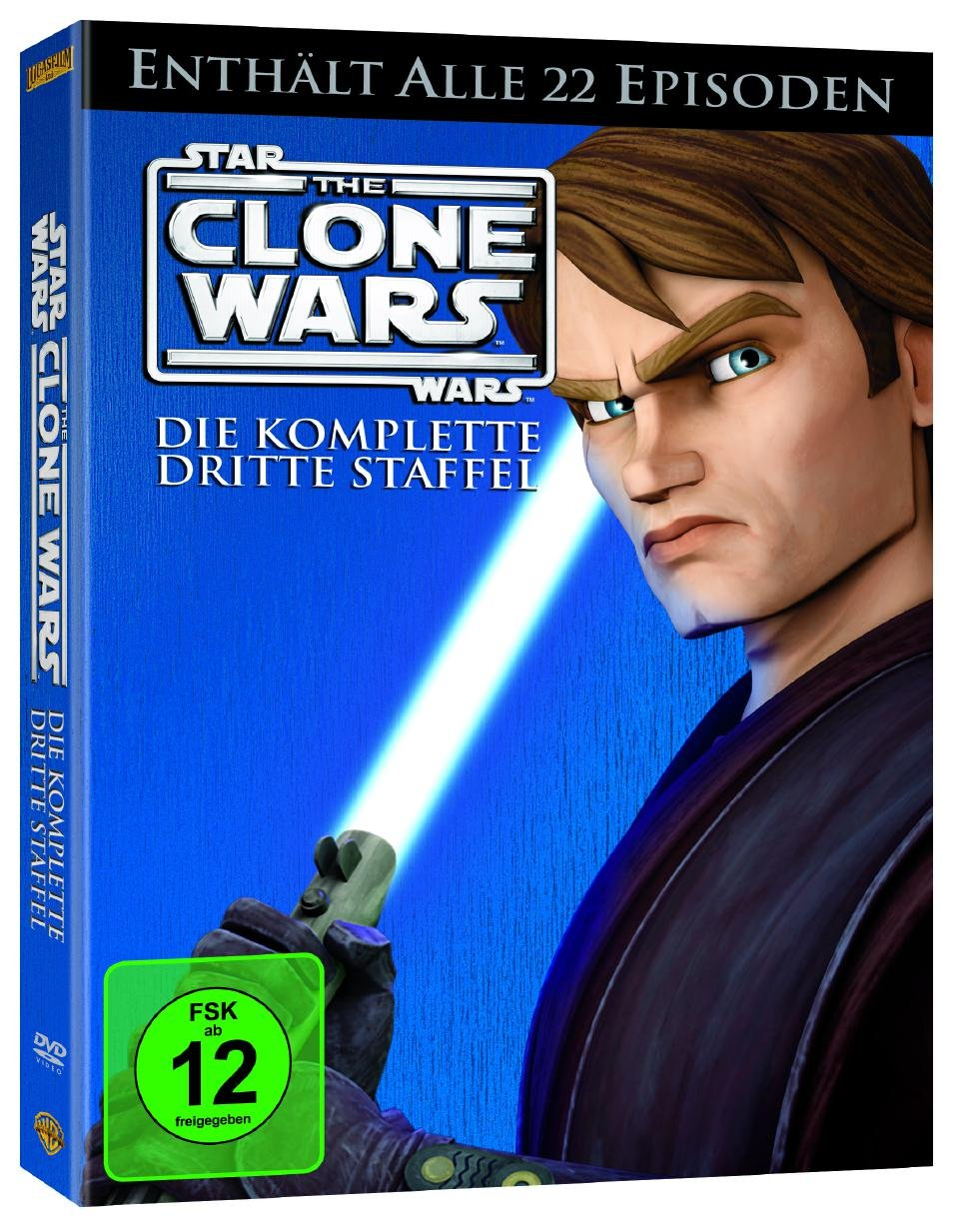 Star Wars The Clone Wars Deutsch Staffel 3