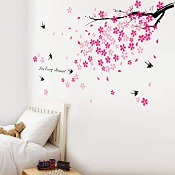 decoration chambre stickers muraux