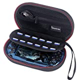 Smatree P100L Carrying Case for PS Vita 1000, PSV 2000 with Cover (Console,Accessories and Cover NOT Included) (Color: P100l)