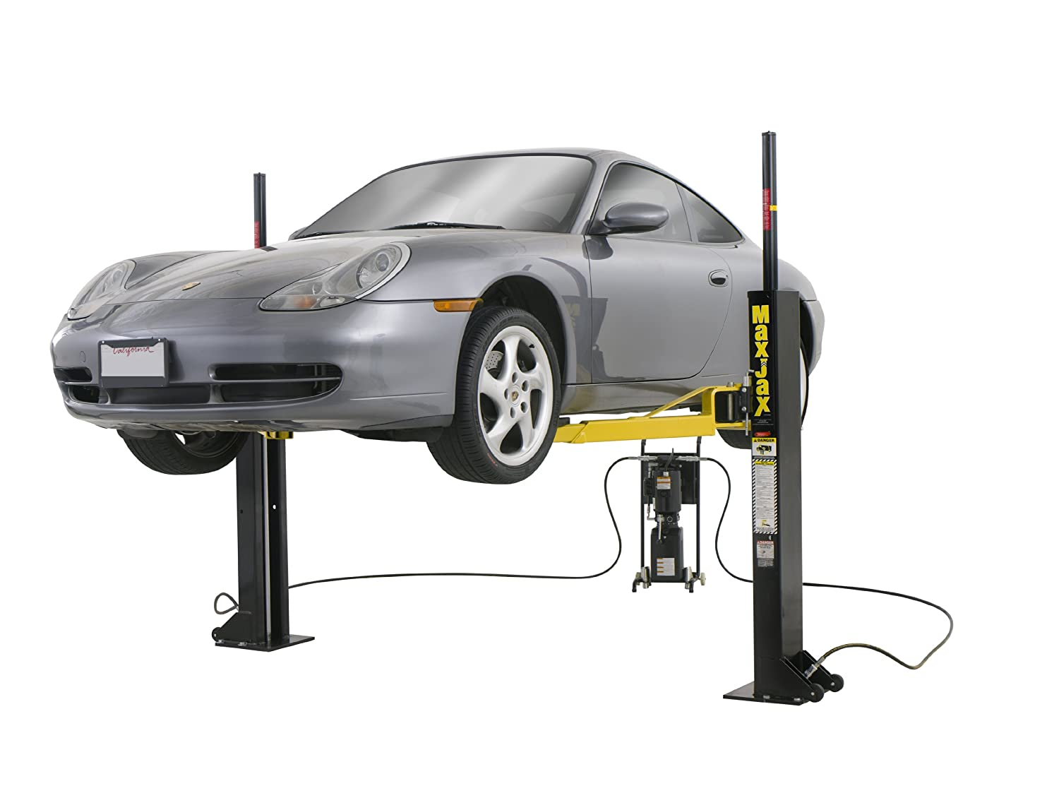 Garage car lift system cost 13