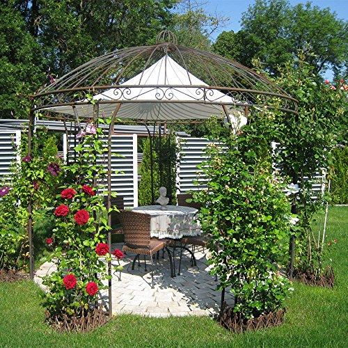 gartenpavillons aus eisen mein gartenpavillon. Black Bedroom Furniture Sets. Home Design Ideas