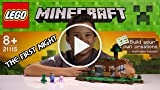LEGO MINECRAFT - Set 21115 THE FIRST NIGHT - Unboxing...