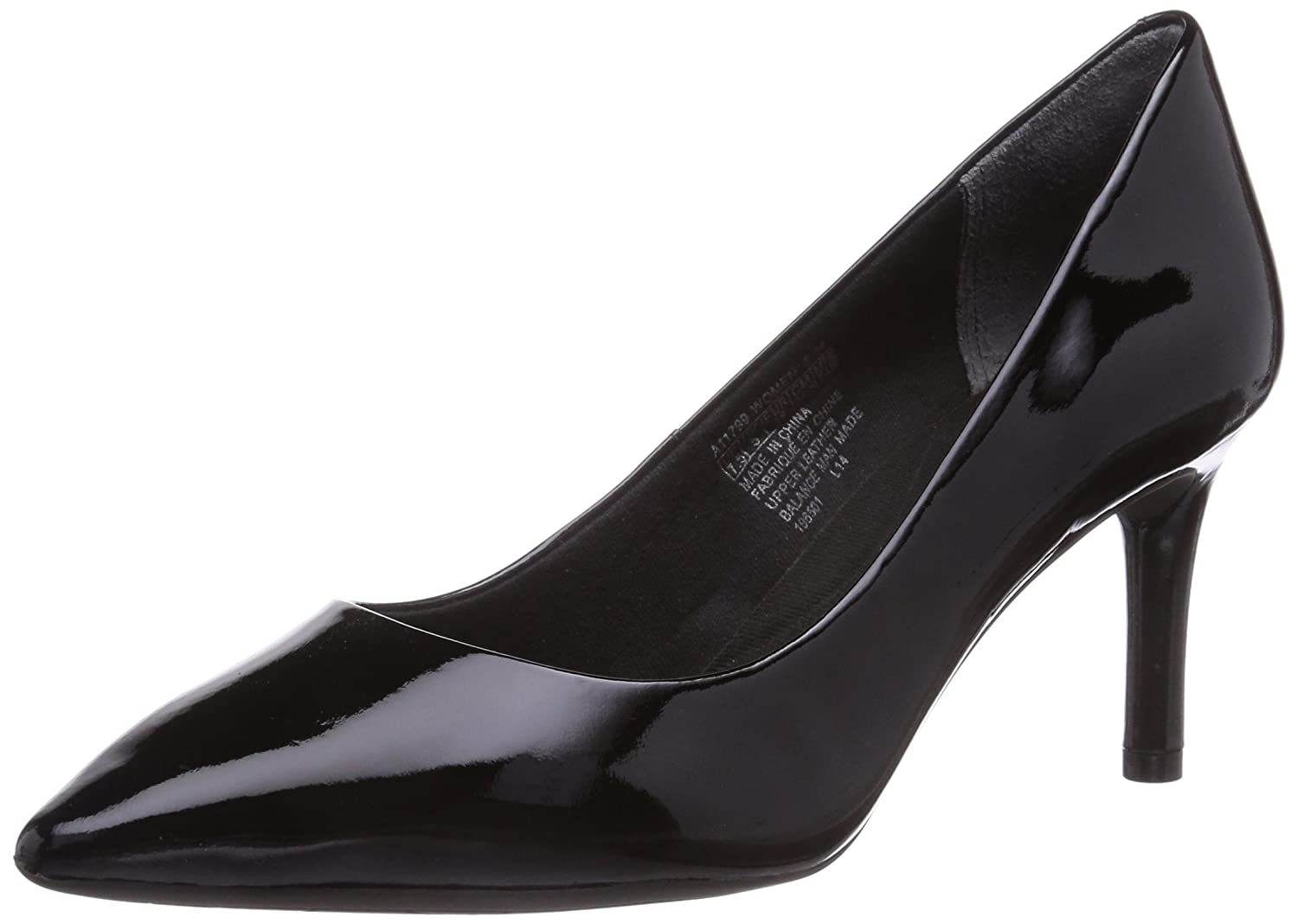 Amazon.co.jp: [ロックポート] ROCKPORT Total Motion 75mm Pointy Toe Plain Pump: シューズ&バッグ:通販