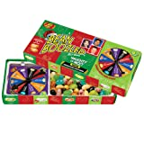 Jelly Belly Bean Boozled Naughty Or Nice Wacky Fun Christmas Spinner Game (Color: Multi-colored, Tamaño: 3.5 Ounces)