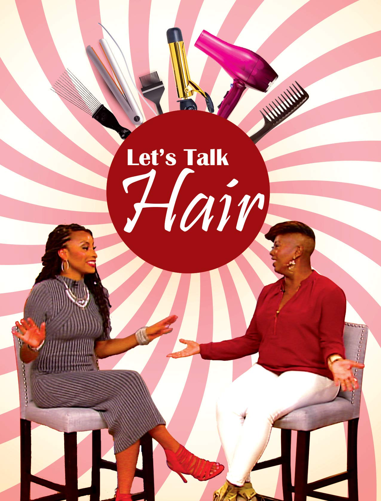 Let's Talk Hair TV Premiere on Amazon Prime Video UK