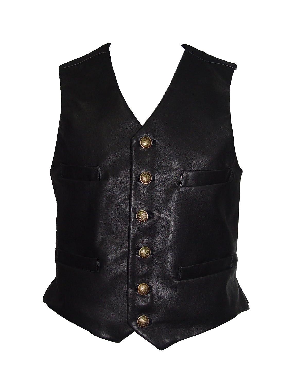Paccilo GRATIS tailor Herren 1032 PREMIUM Klasse Lammskin Leder Weste günstig kaufen