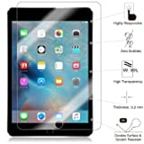 TANTEK HD Clear, Anti-Scratch, Anti-Glare, Anti-Fingerprint, Tempered Glass Screen Protector for Apple iPad Pro (12.9