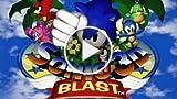 CGR Undertow - SONIC 3D BLAST Review For Sega Saturn