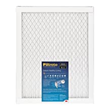 Filtrete Ultimate Allergen Reduction Filter, 1900 MPR, 16-Inch by 25-Inch by 1-Inch, 6-Pack