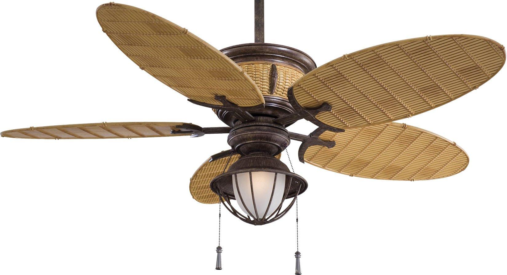 Minka Aire F580 Vr Bb Shangri La 52 Quot Ceiling Fan
