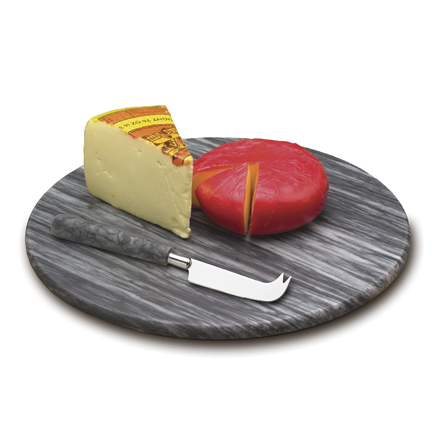 RSVP 2 Piece Grey Marble Cheese Board and Knife Set raymond weil maestro 2869 stc 65001 page 5