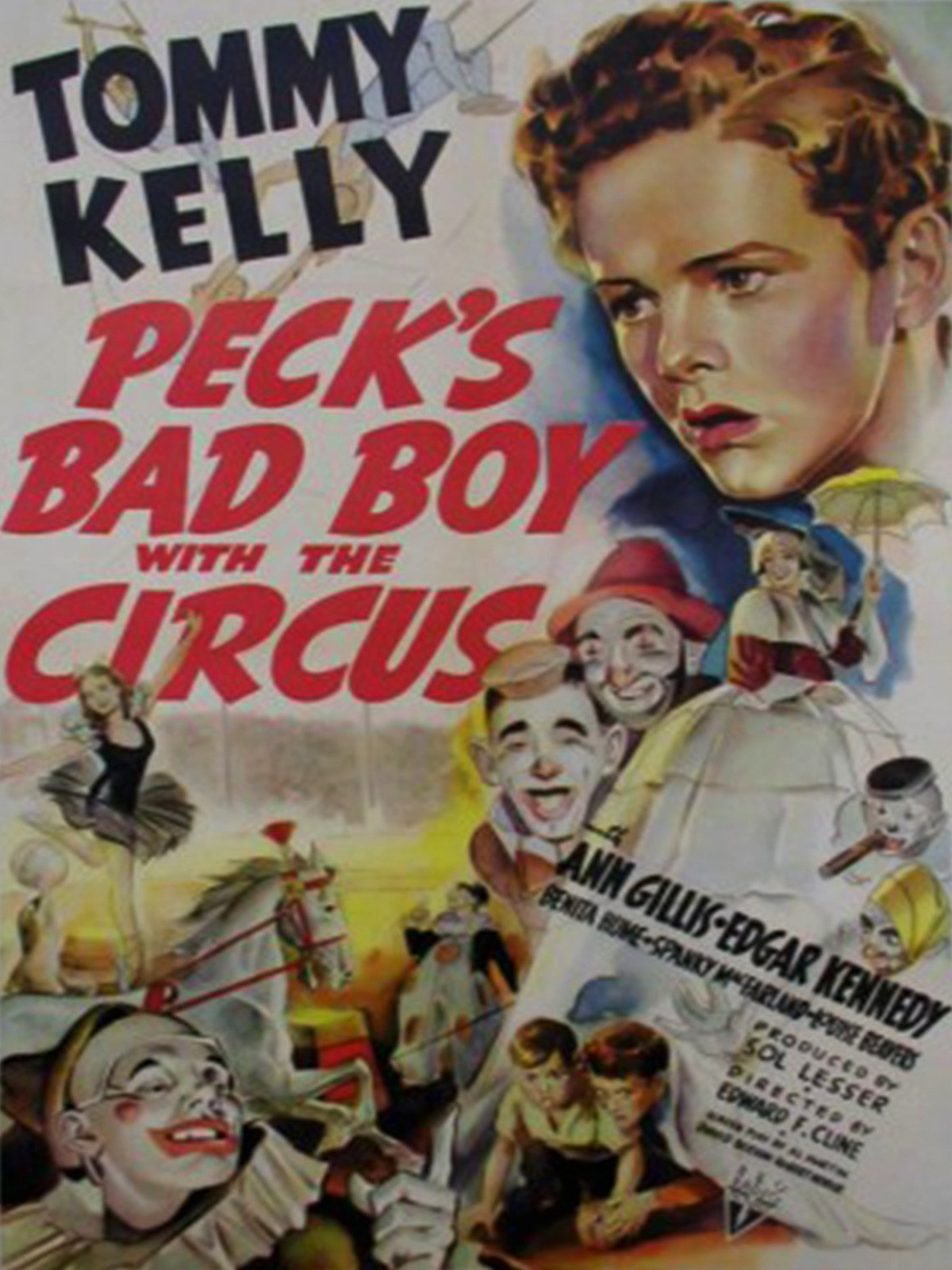 Peck's Bad Boy With The Circus on Amazon Prime Video UK
