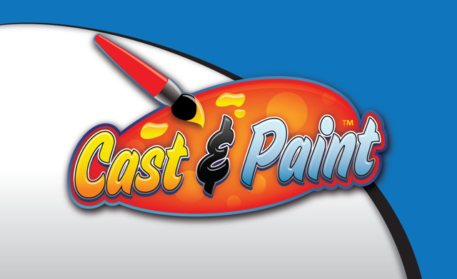 Cast &amp; Paint Boys Logo
