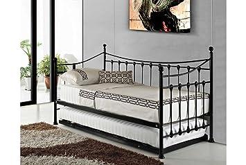 Con forma de Versailles incluye un colchón para invitados/nido - incluye dos colchones