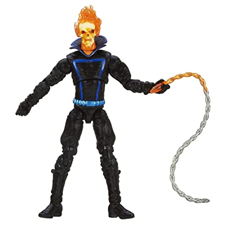 Marvel Universe Series 5 Action Figure #20 Ghost Rider 3.75 Inch