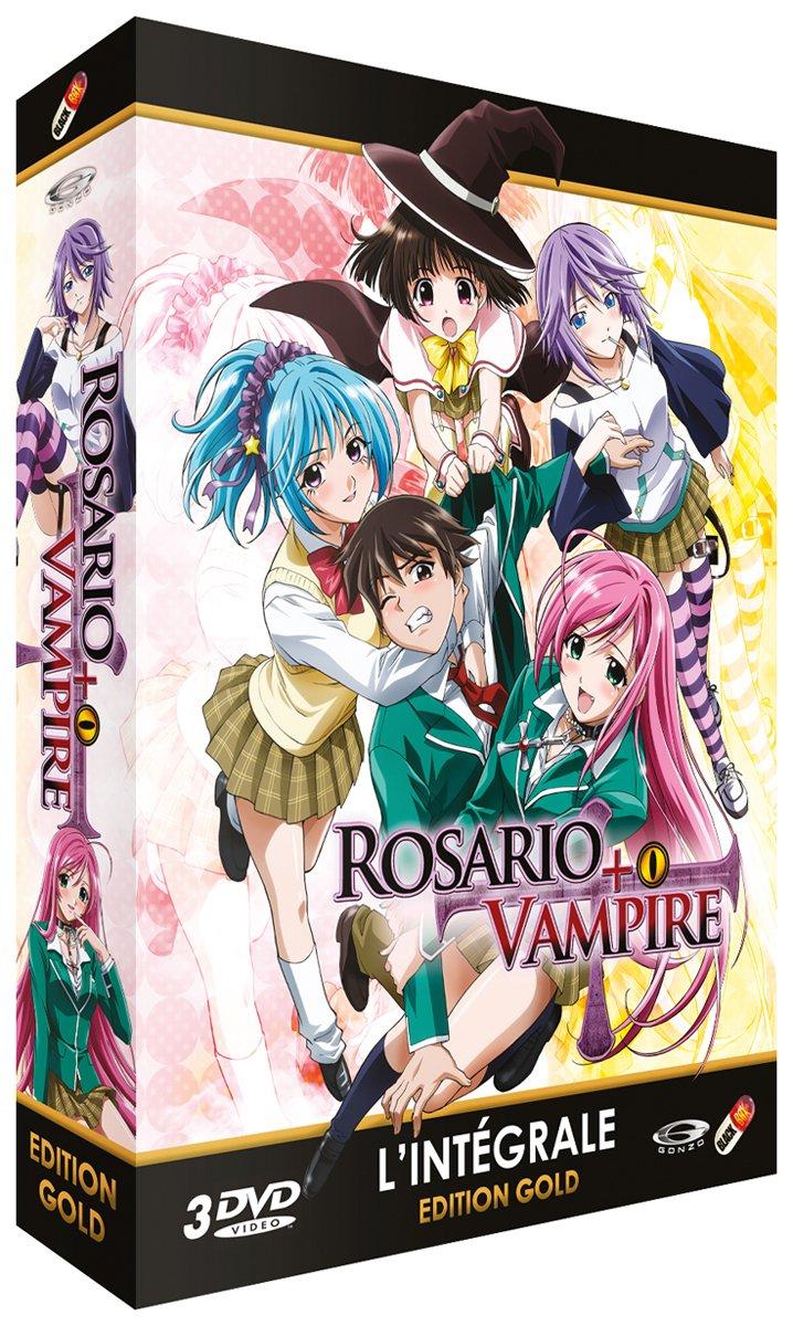 Rosario + Vampire [Complete]