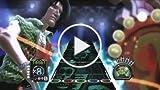 Classic Game Room - GUITAR HERO AEROSMITH For Xbox...