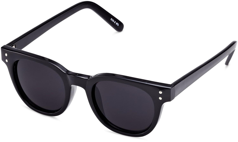 Amazon.co.jp: (ビームス) BEAMS BEAMS / サングラス BROOK 11420205321 19 BLACK ONE SIZE: Amazonファッション通販