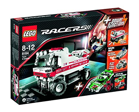 LEGO - 8184 - Jeu de construction - Racers - Twin X-treme RC
