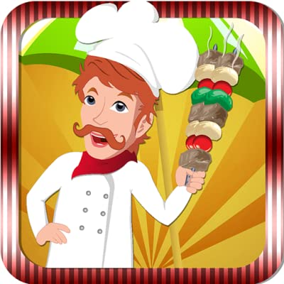 BBQ Maker - Barbecue Chicken grill games - Cooking games for girls.