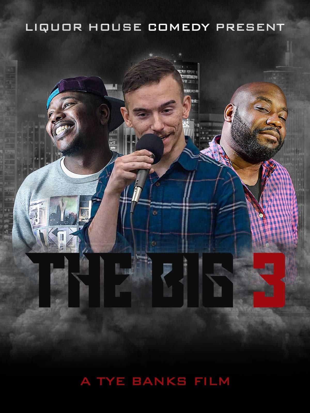 The Big 3 on Amazon Prime Video UK
