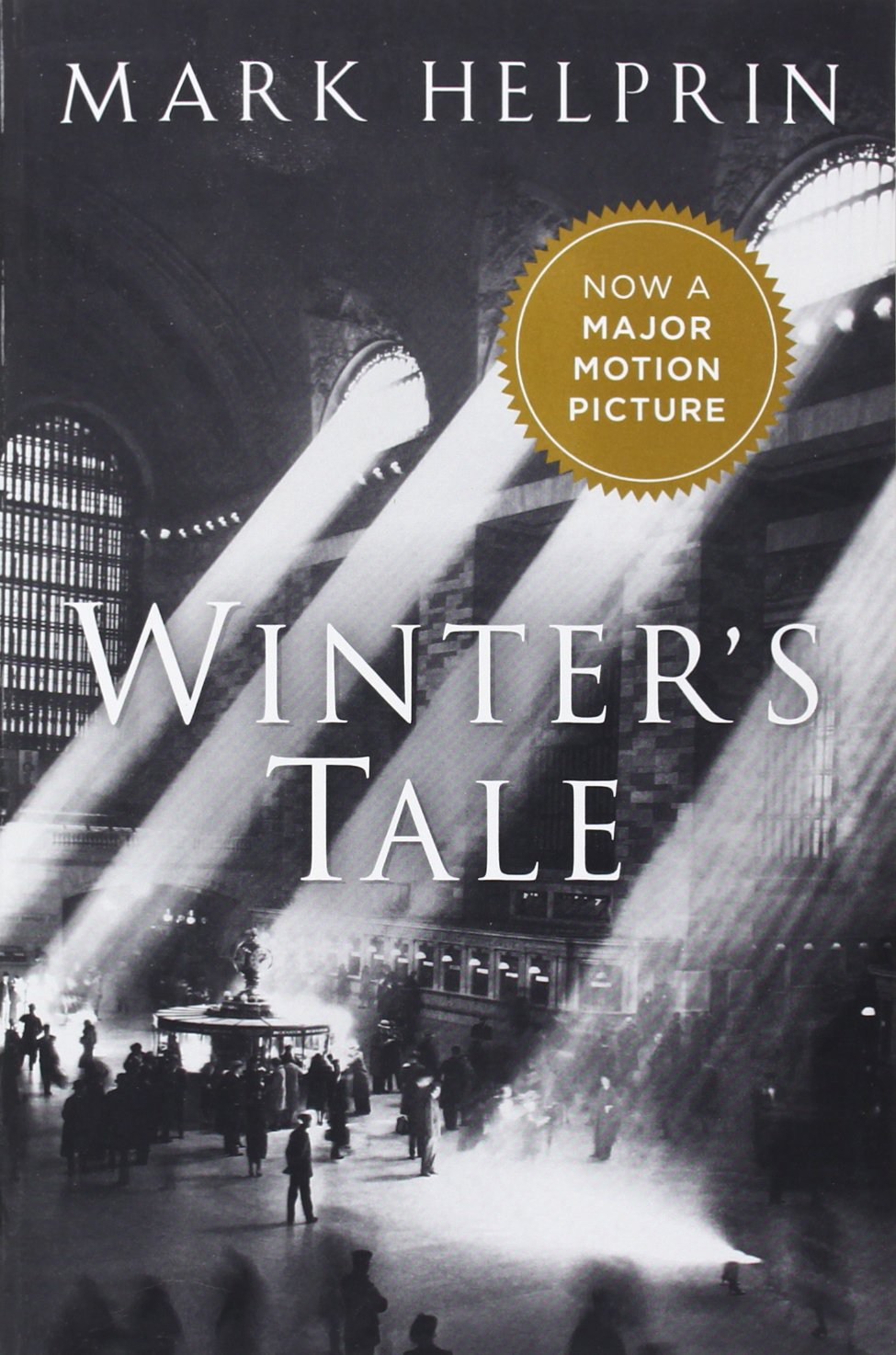 Book cover to 'Winter's Tale'