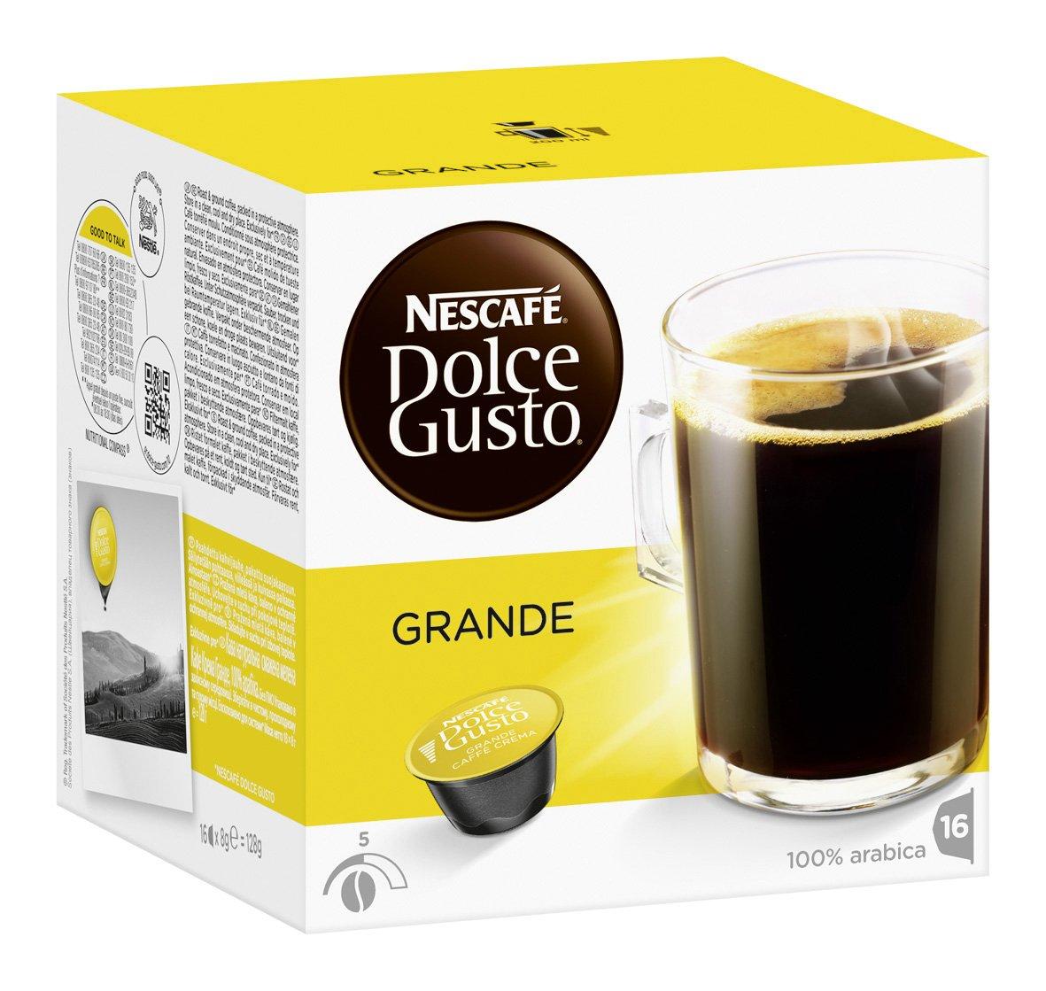 amazon nescafe dolce gusto grande oder dallmayr crema d 39 oro. Black Bedroom Furniture Sets. Home Design Ideas