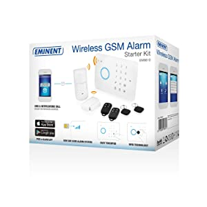 Eminent EM8610 Wireless GSM Alarm  BaumarktKundenbewertung und Beschreibung