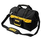 DEWALT DG5543 16 in. 33 Pocket Tool Bag (Color: Black, Tamaño: 16-Inch)