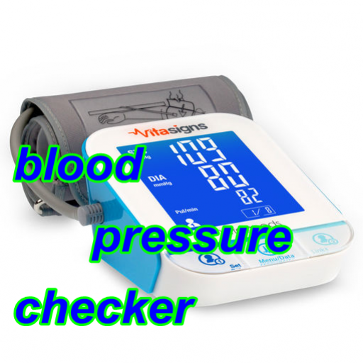 Blood Pressure Checker