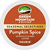 Green Mountain Coffee Pumpkin Spice, Keurig K-Cups, 72 Count