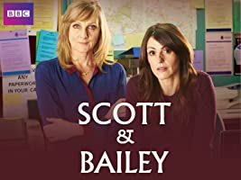 Scott & Bailey Staffel 2
