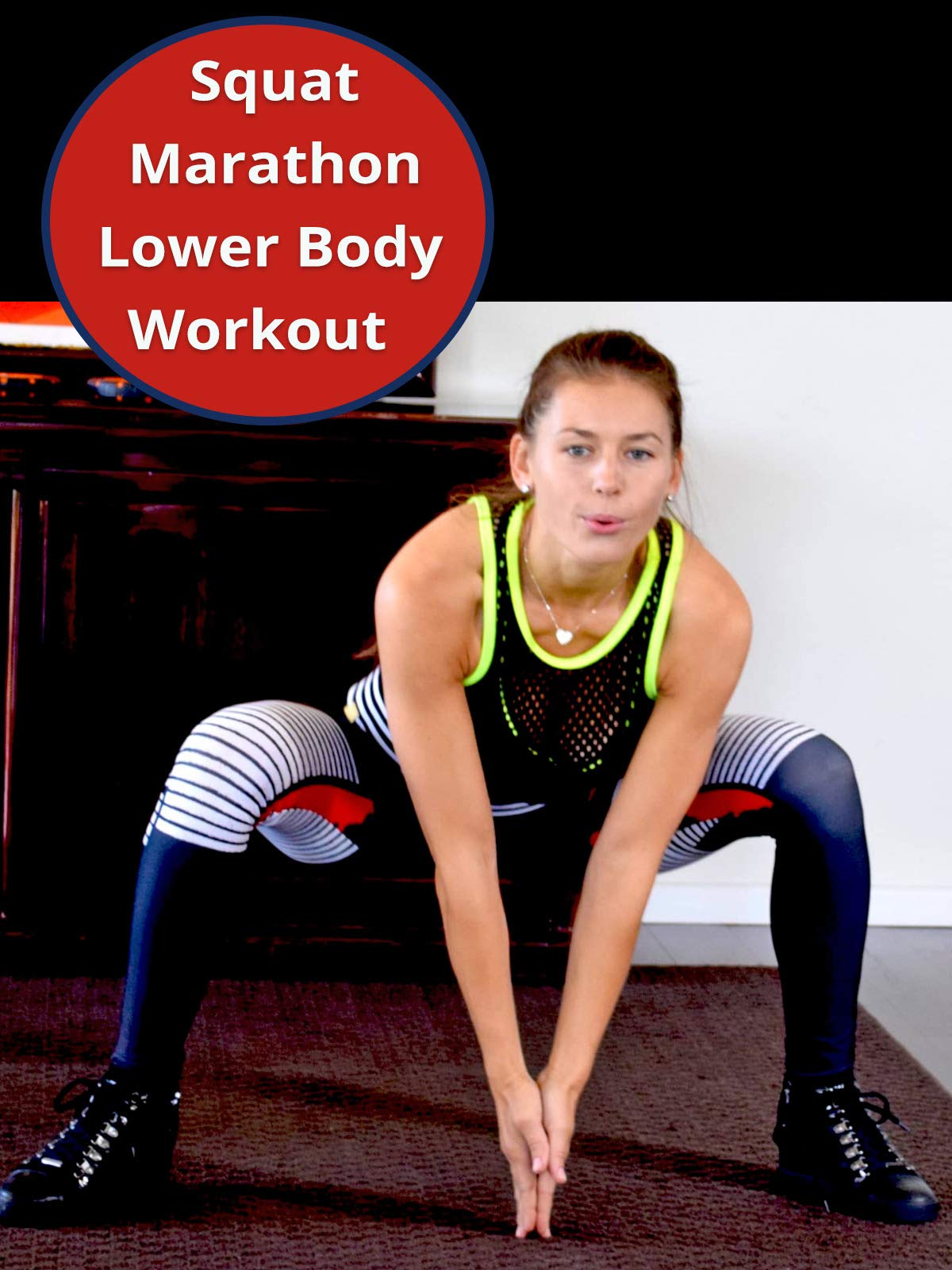 Squat Marathon Lower Body Workout
