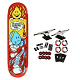 World Industries Skateboard Complete Wet Willy Regret 8.3