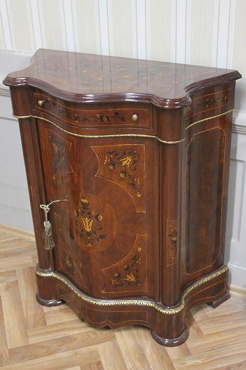 barocco cassettiera credenza in stile antico Louis pre vittoriano MOMO0147C
