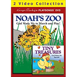 Noah's Zoo 2-Video Collection