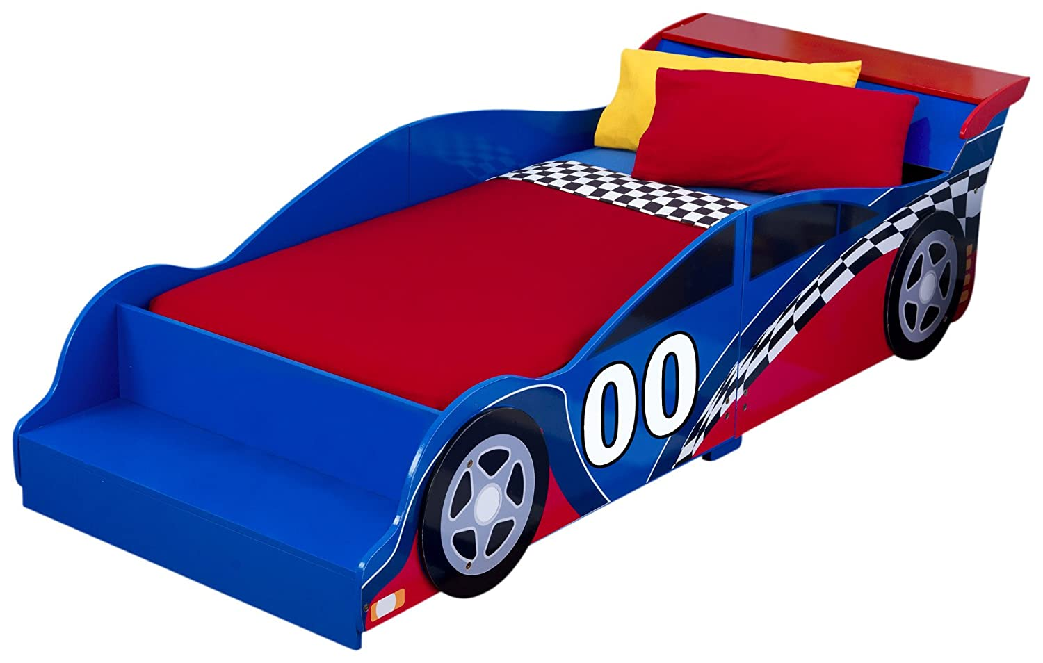Toddler car bed - deals on 1001 Blocks