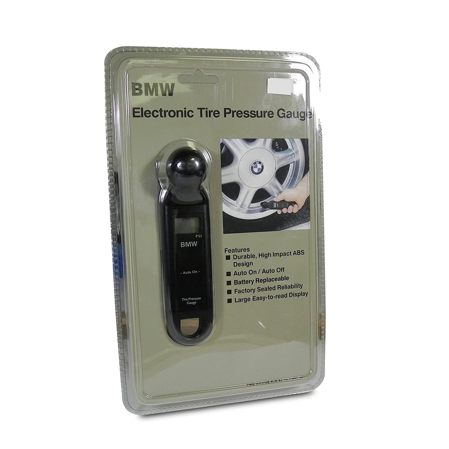Bmw Electronic Tire Pressure Gauge : Disappointed bmw electronic tire pressure gauge