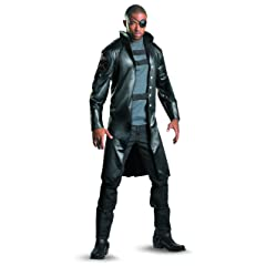Disguise Nick Fury Avengers Deluxe Adult Licensed Costume