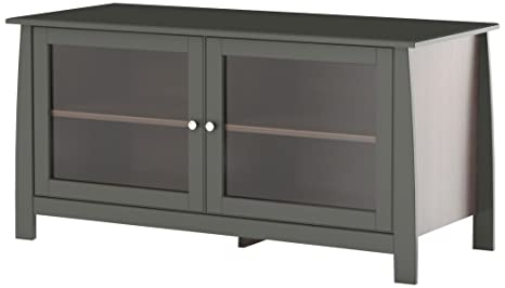 Nexera 101117 Profile 2-Door TV Stand, 49-Inch, Espresso