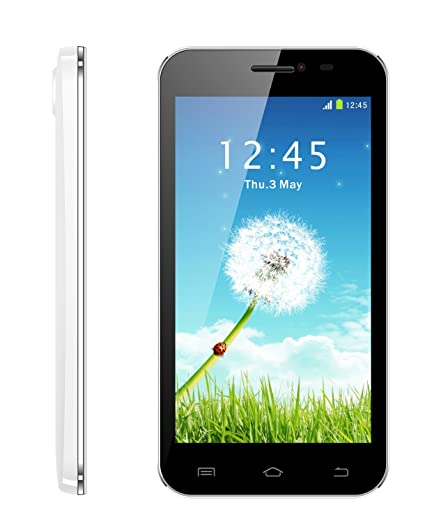 Que 5.0 Unlocked Android Smartphone with Dual Core 1.3Ghz Processor